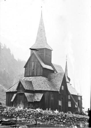 Ål stavkyrkje
